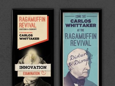 Ragamuffin Revival Posters