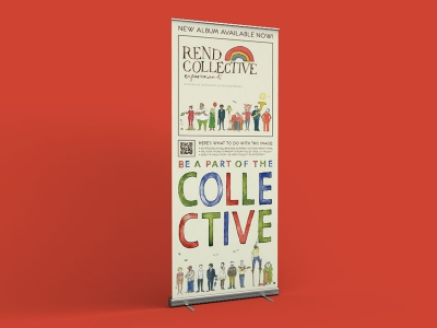 Rend Collective Tour Banner