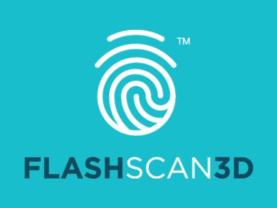FlashScan 3D Branding & Website