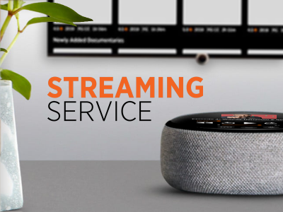 Streaming Service Interaction Design