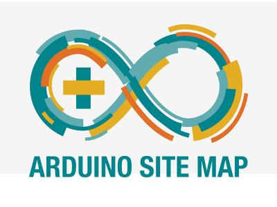 Arduino Site Map