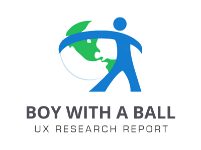 Boy With A Ball UX Research Report
